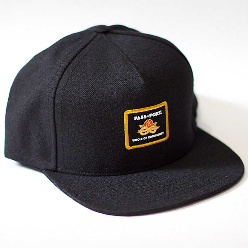 Passport Community Snapback Hat
