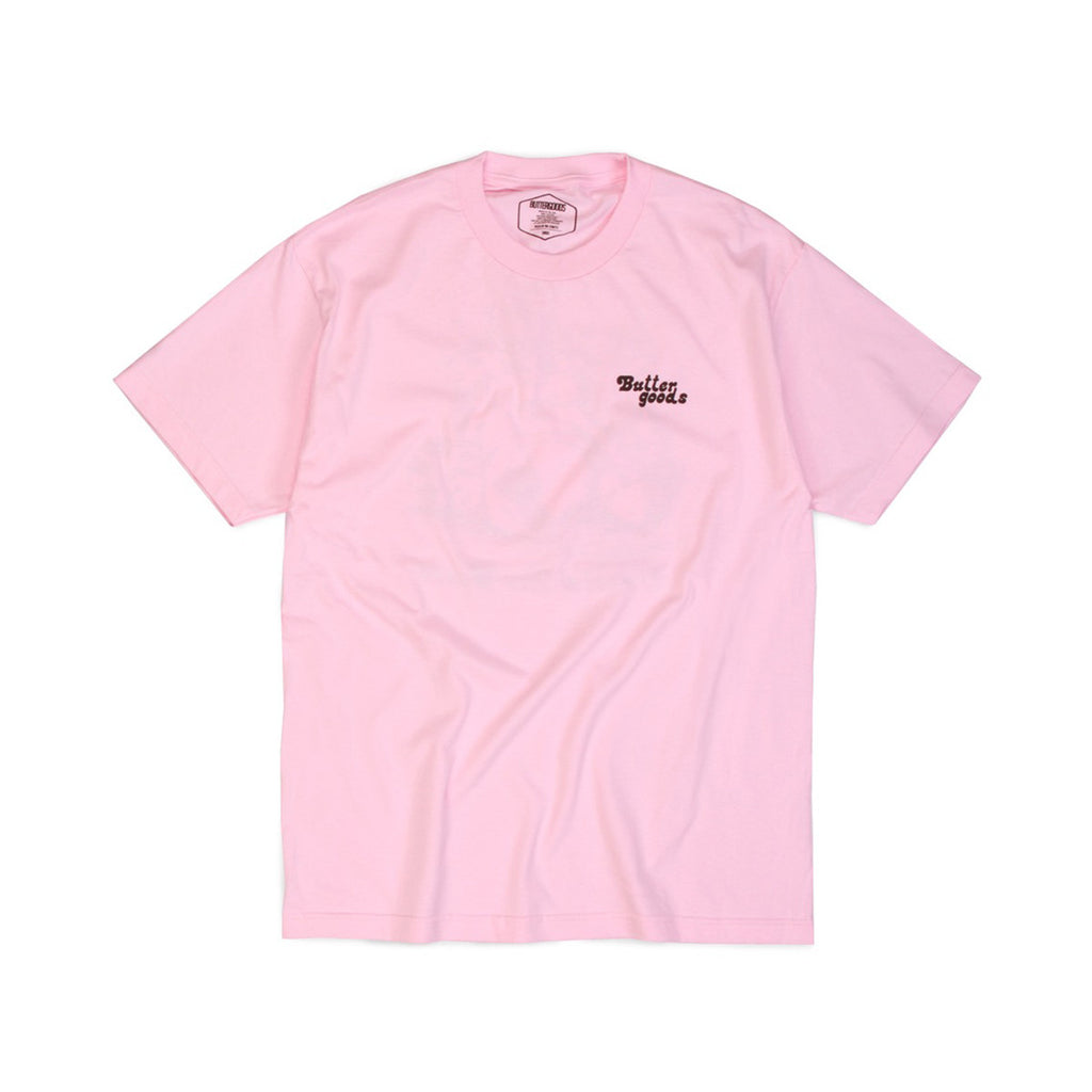 Butter Goods Cruisin T-shirt - Pink