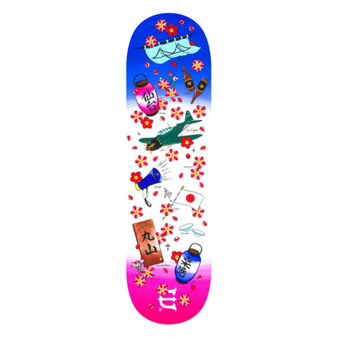 Evisen Skateboards Maru Evi-Fighter Deck