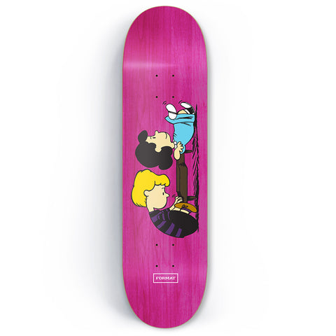 Format Sonata Pathetique Skateboard Deck
