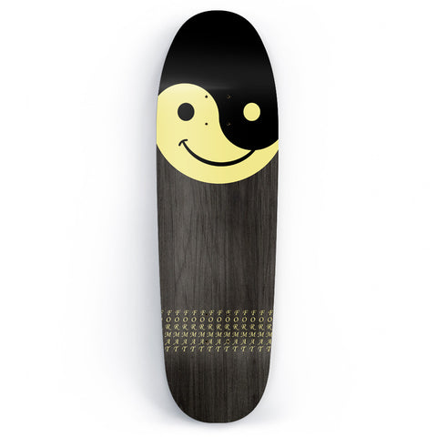 Format Smileyang Skateboard Deck (Shape - Assorted Stains)