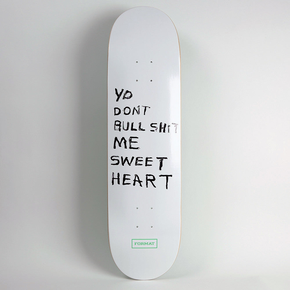 Format Skateboards Sweetheart Deck