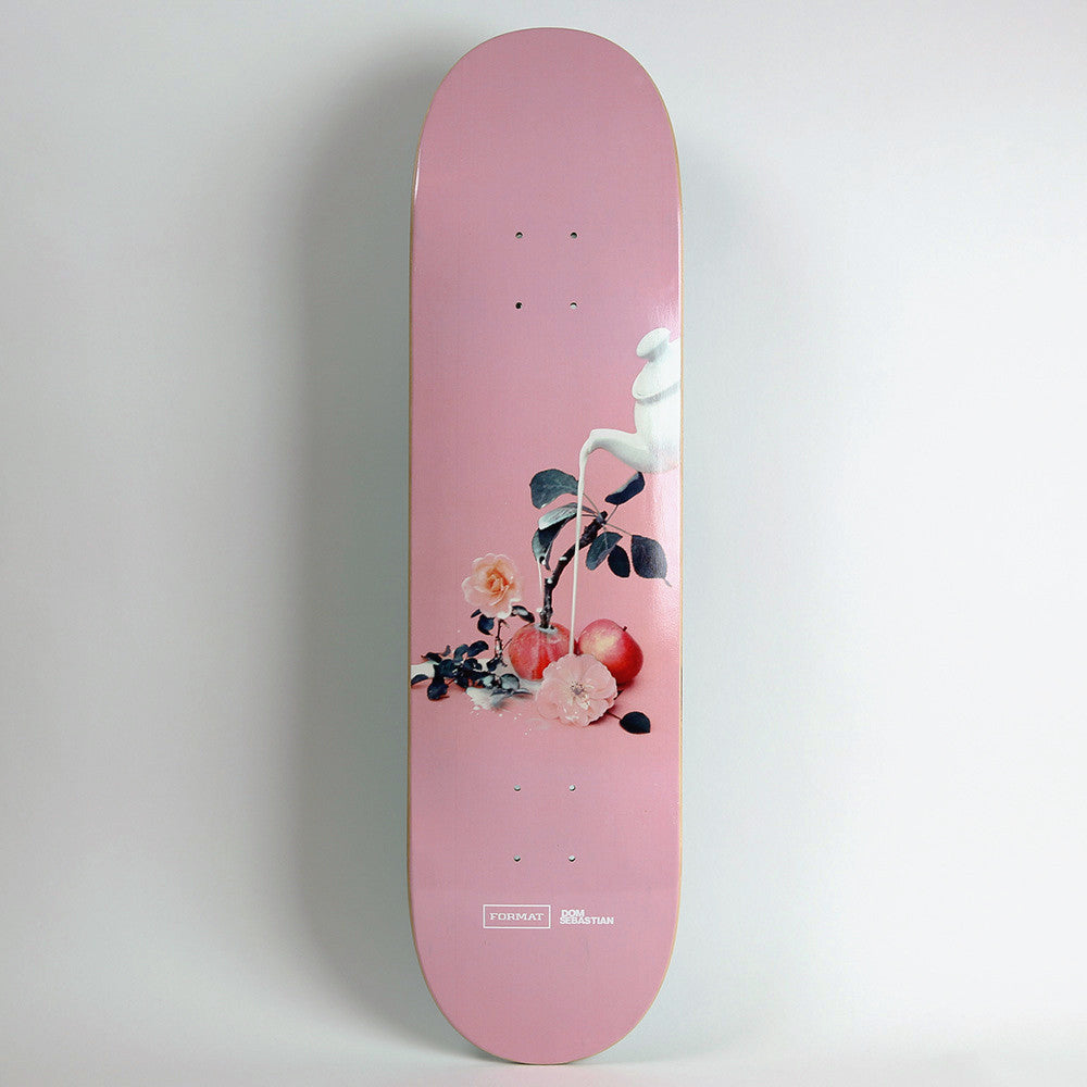 "Format Skateboards ""Dom Life"" Deck"