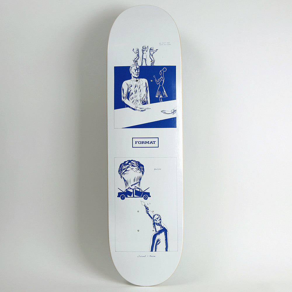 "Format Skateboards Marra ""Hunter"" Deck"