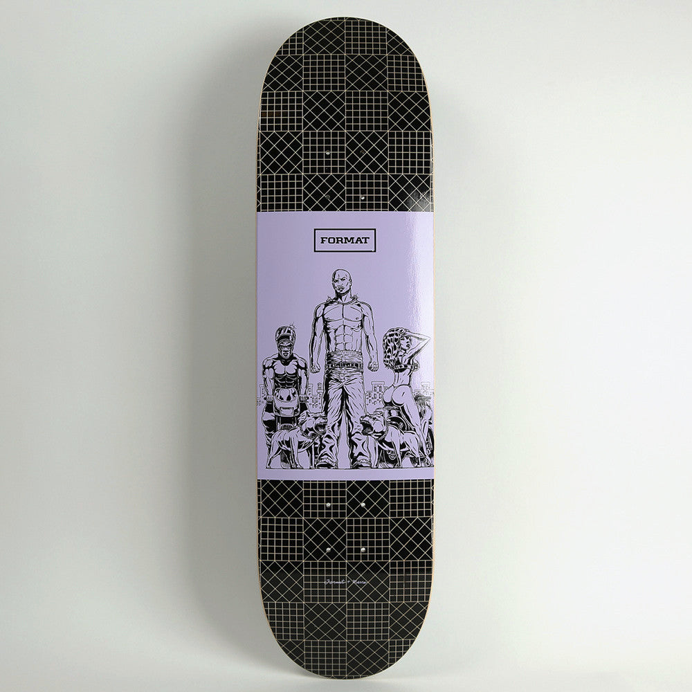 "Format Skateboards Marra ""Riderz"" Deck"