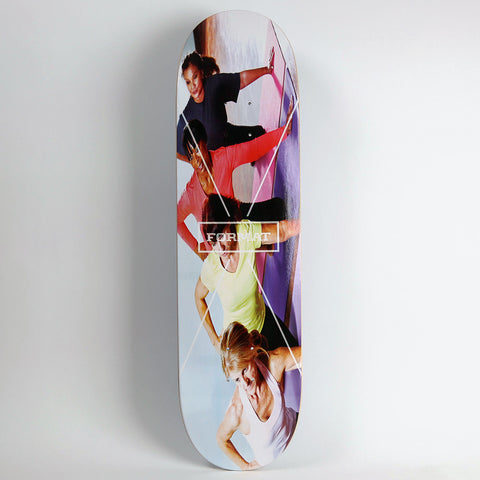 Format Skateboards Stock Mom Deck