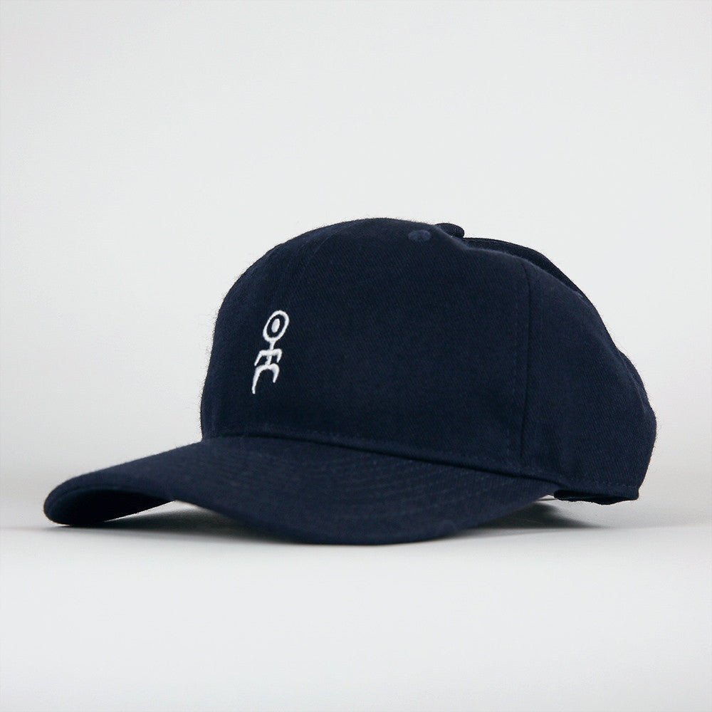 "Format ""Einstein"" Polo Hat - Navy"