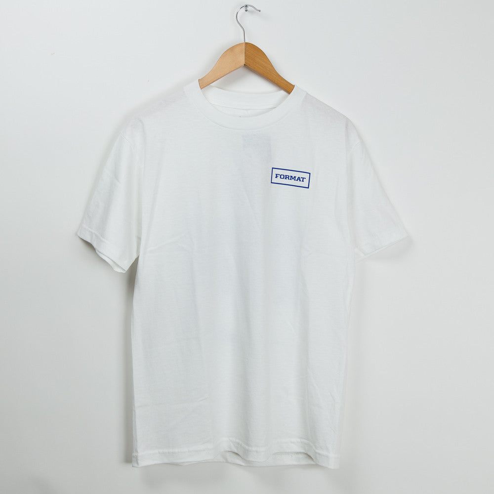 "Format Systems ""Hunter"" T-Shirt - White"