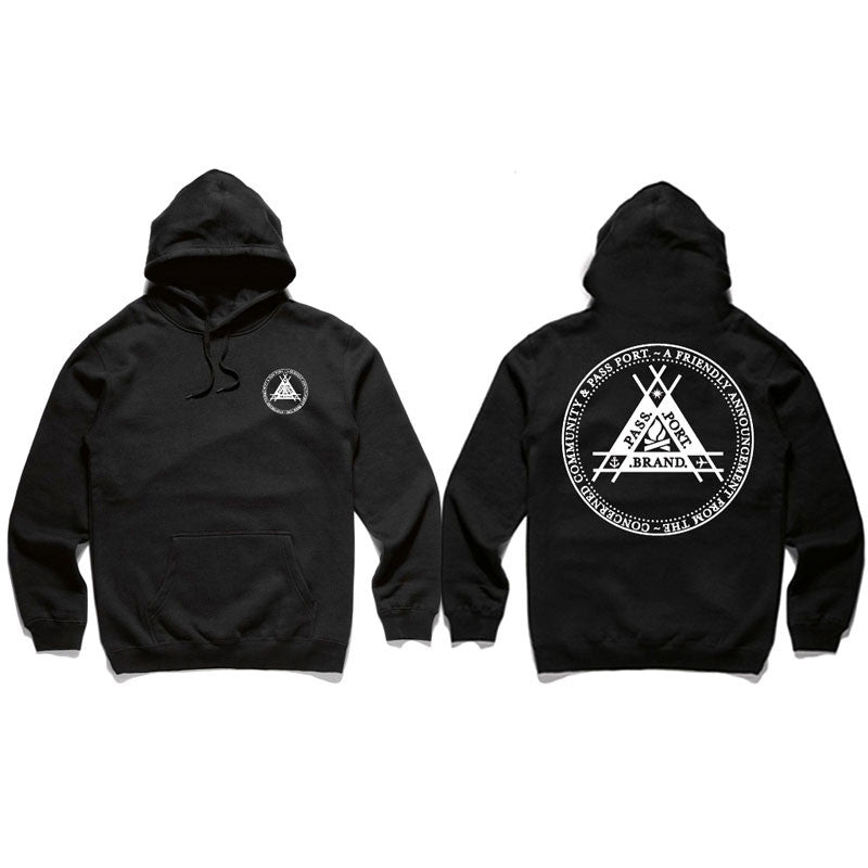 Pass Port Community Pullover Hoody