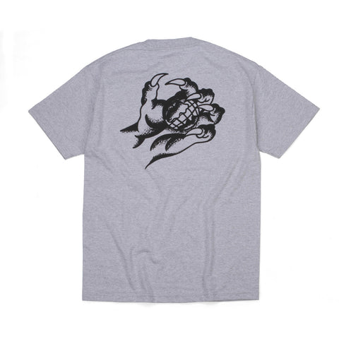 Butter Goods It's Yours T-shirt - Heather Grey