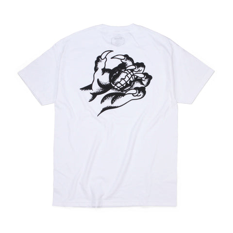 Butter Goods It's Yours T-shirt - White