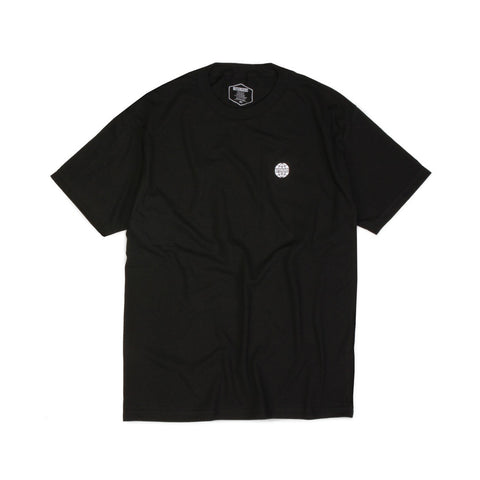 Butter Minimal Worldwide Logo T-shirt - Black