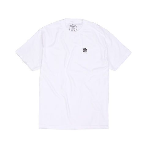 Butter Minimal Worldwide Logo T-shirt - White