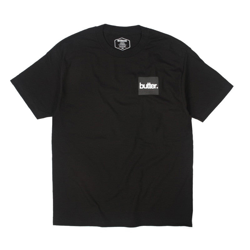 Butter Goods Reflective OG Logo - Black