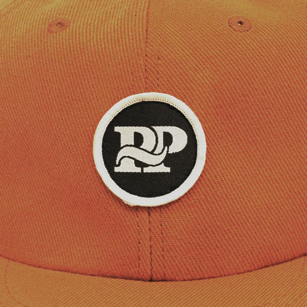 Pass Port Canvas P~P Hat - Orange