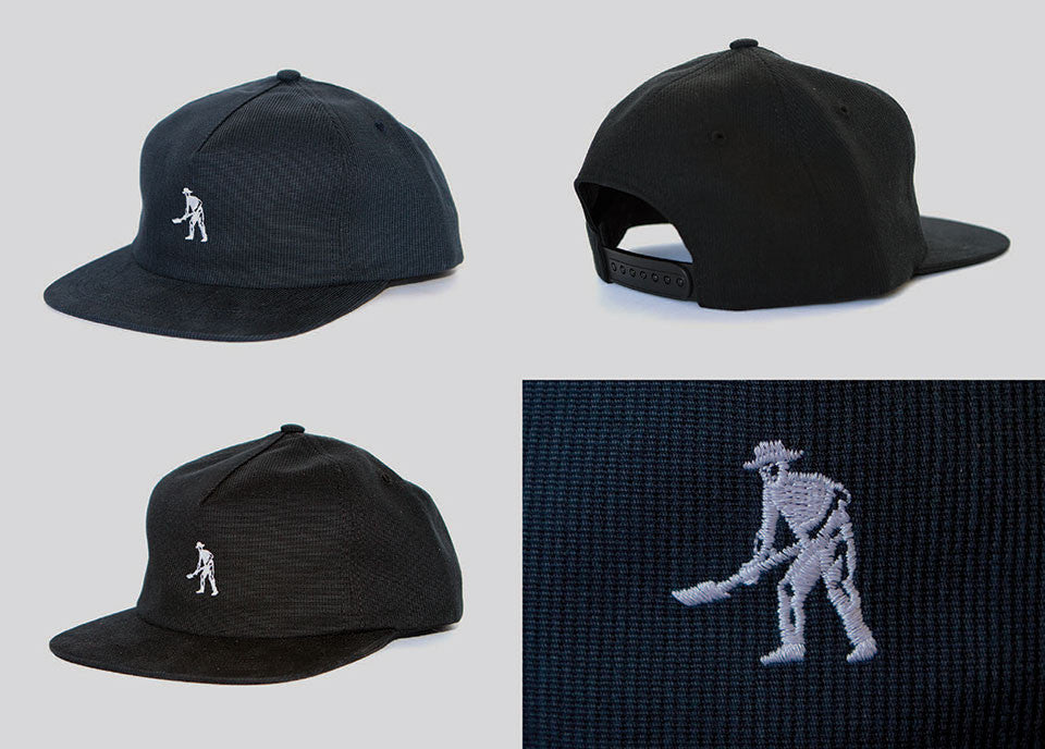Pass Port Digger Cap (Navy)