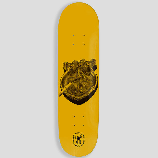 "PassPort Skateboards Kitsch ""Couple Tray"" Deck"