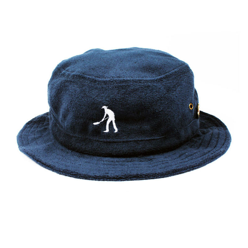 Passport Terry Bucket Hat (S/M)