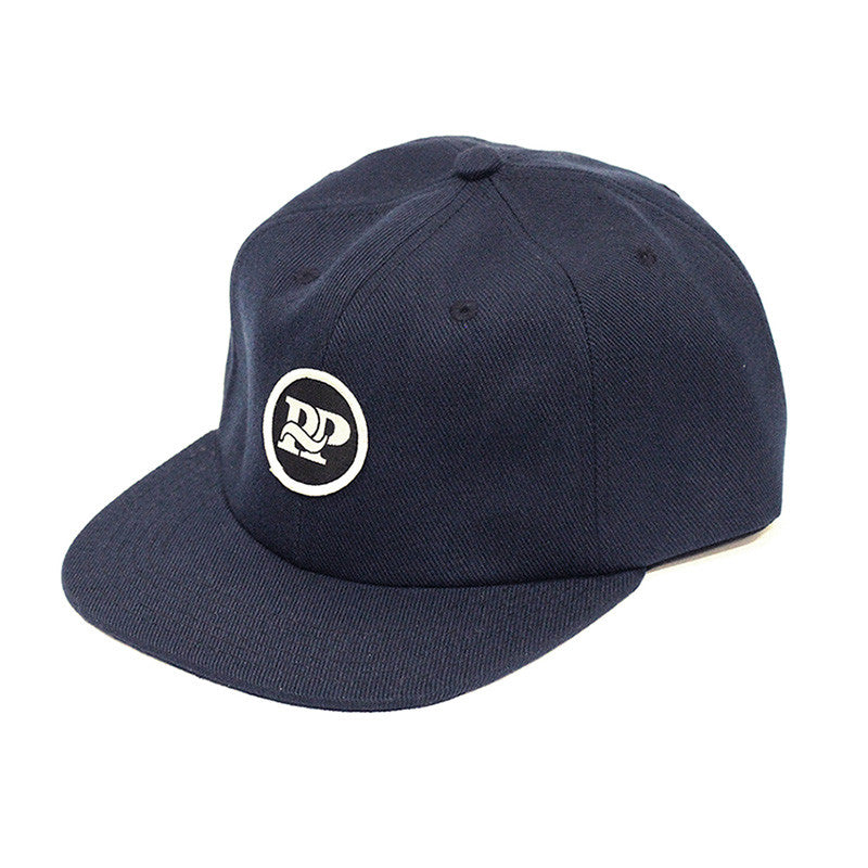 Pass Port Canvas P~P Hat - Navy