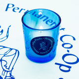 Permanent Co-op x Village Psychic Mini Candle - Blue