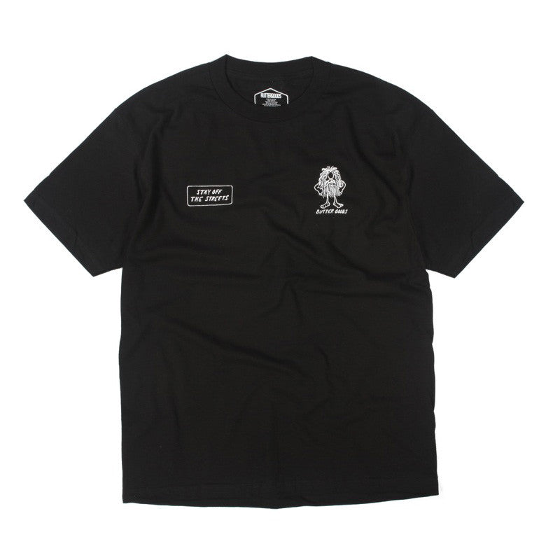 Butter Goods PSA T-Shirt - Black