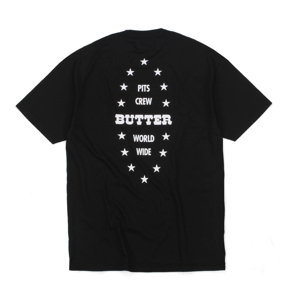 Butter Goods Racing T-shirt - Black