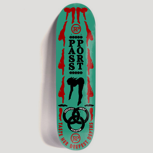 PassPort Serious Legs Skateboard Deck