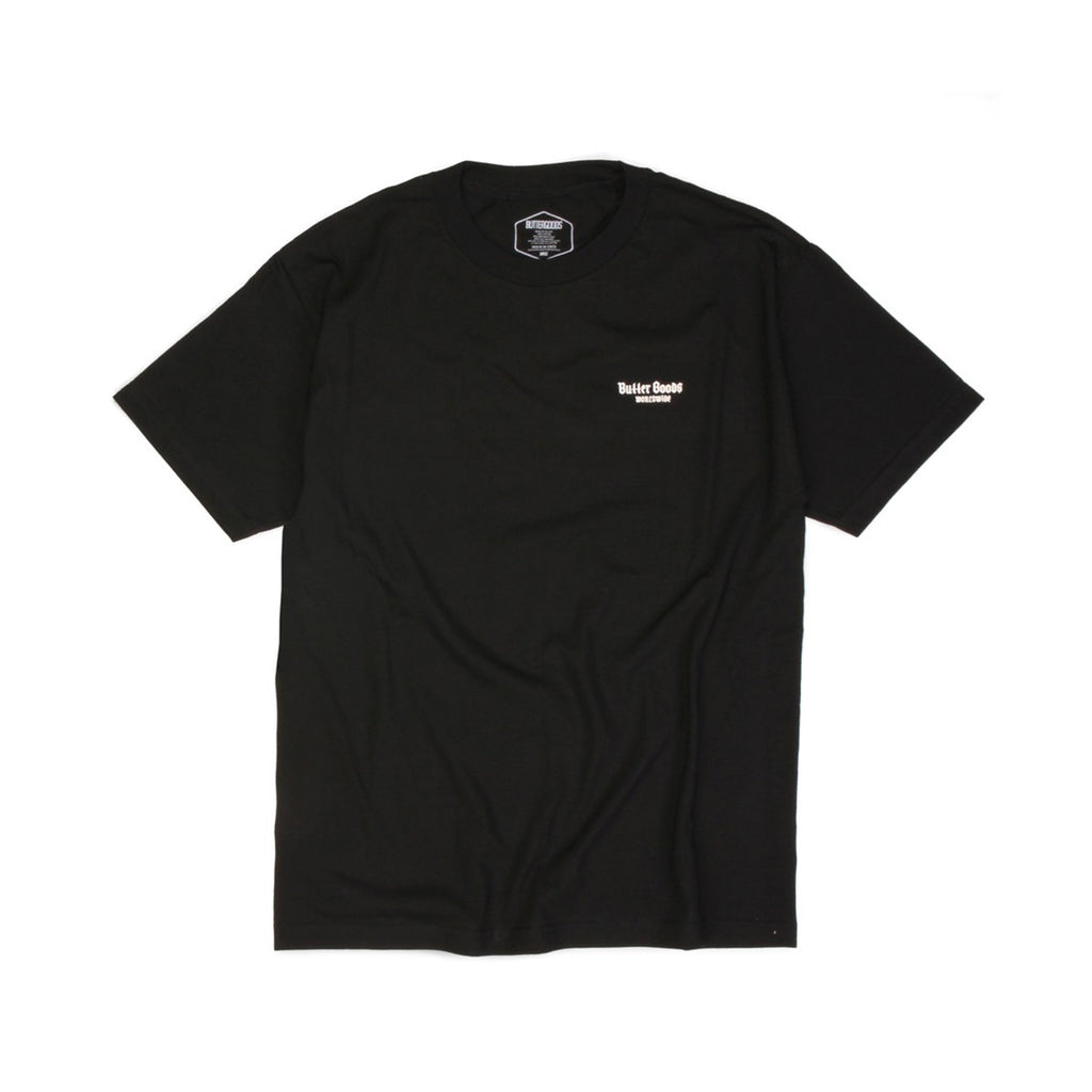 Butter Goods Serpent T-shirt - Black