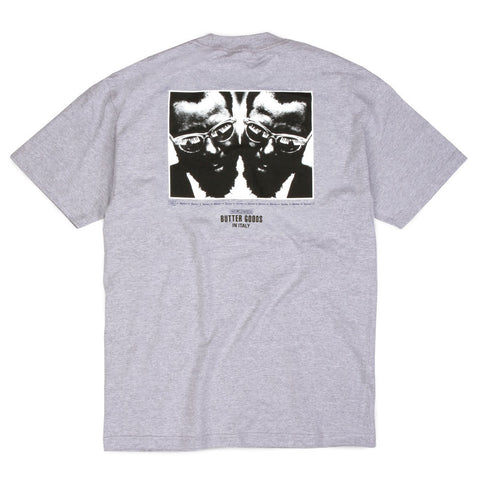 Butter Goods Thelonius T-shirt - Heather Grey