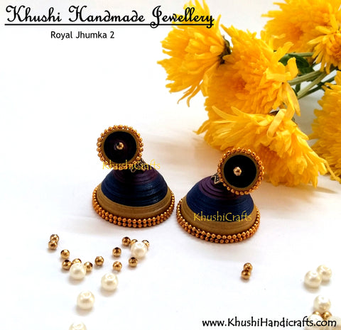 Royal Jhumka 2