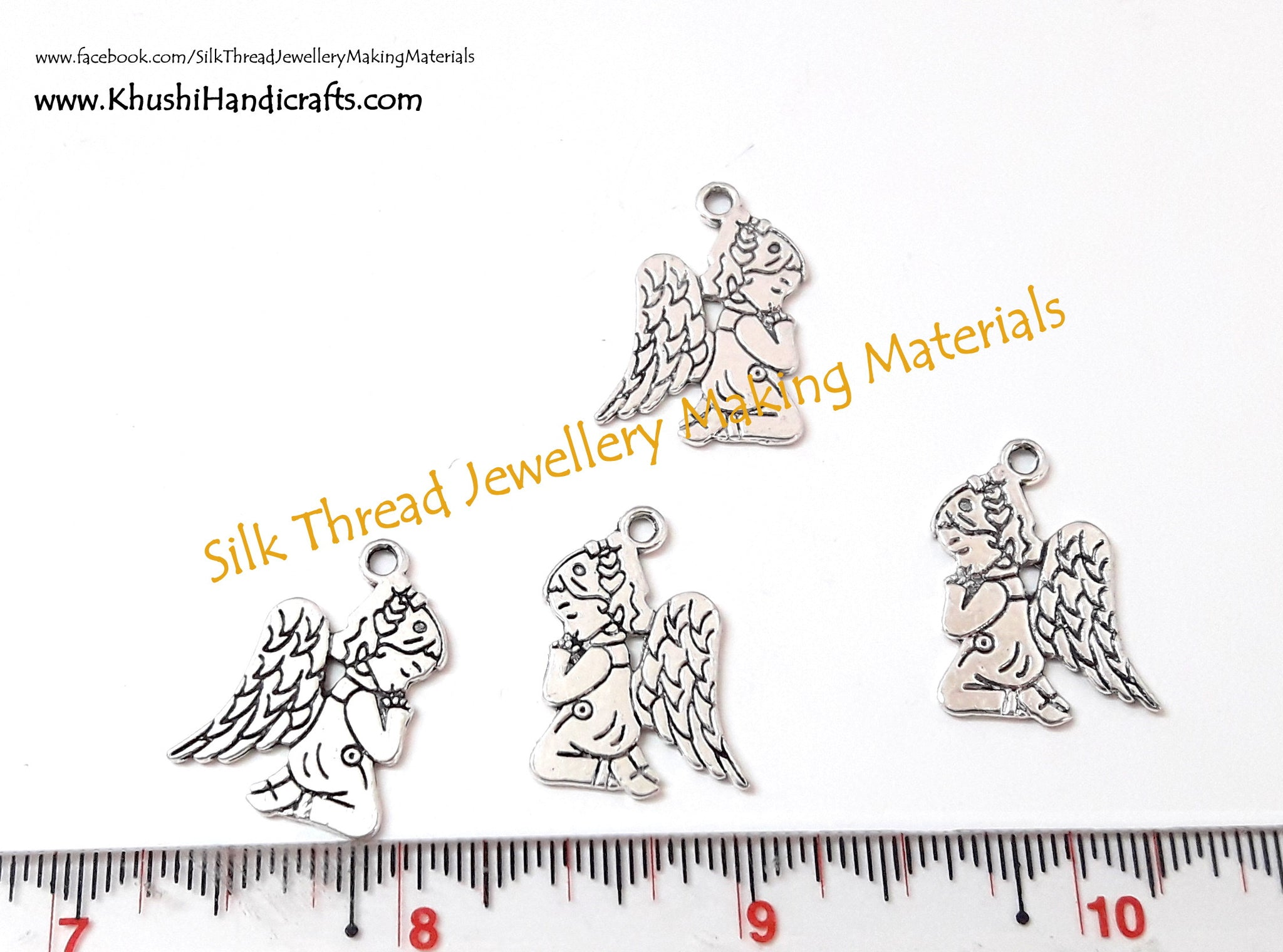 Angel Charms.Sold per piece.