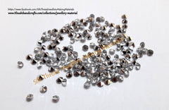 Zircon stone Embellishments! Jewelry Materials online