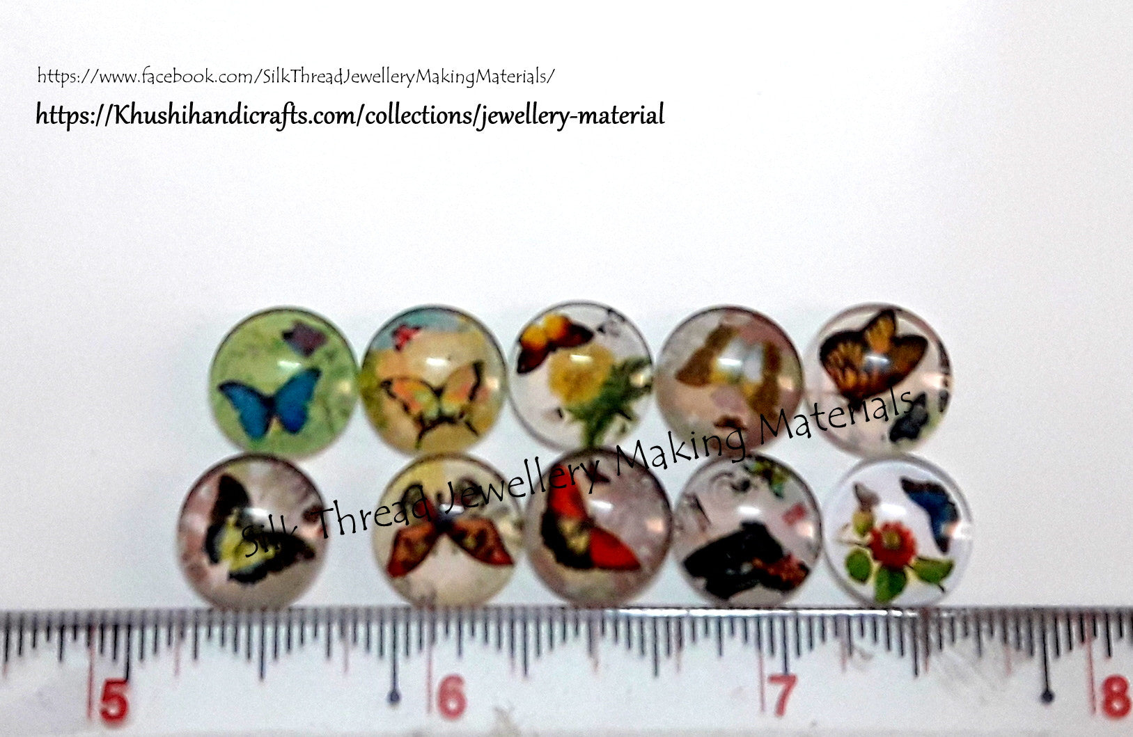 Butterfly cabochon Combos