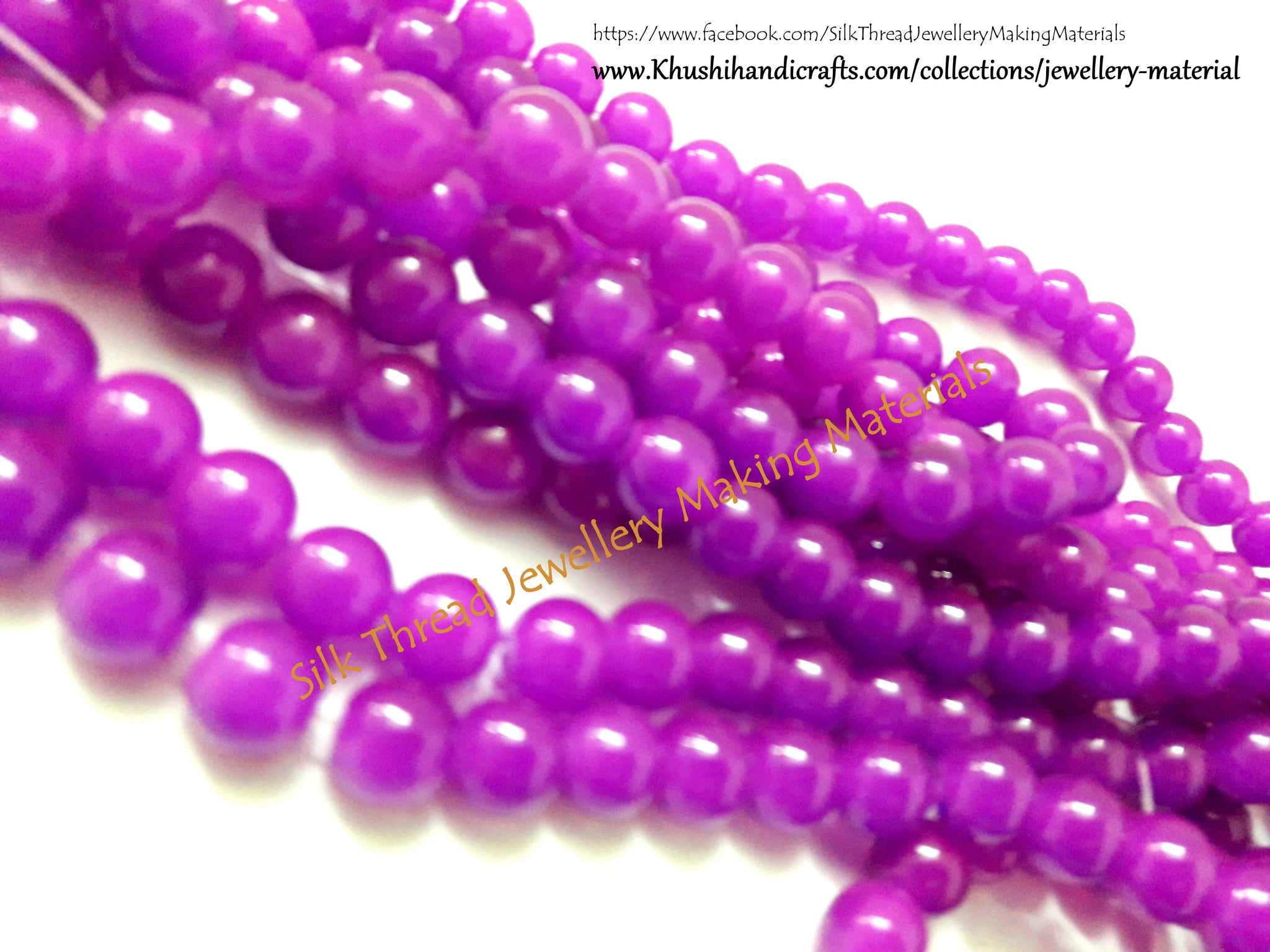 sale jewellery making drawbench crafts lilac bulk pink c for x in round glass beads