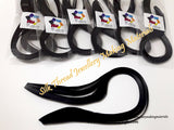 Black Quilling Strips 3mm