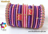 Indian Silk Thread Bangles