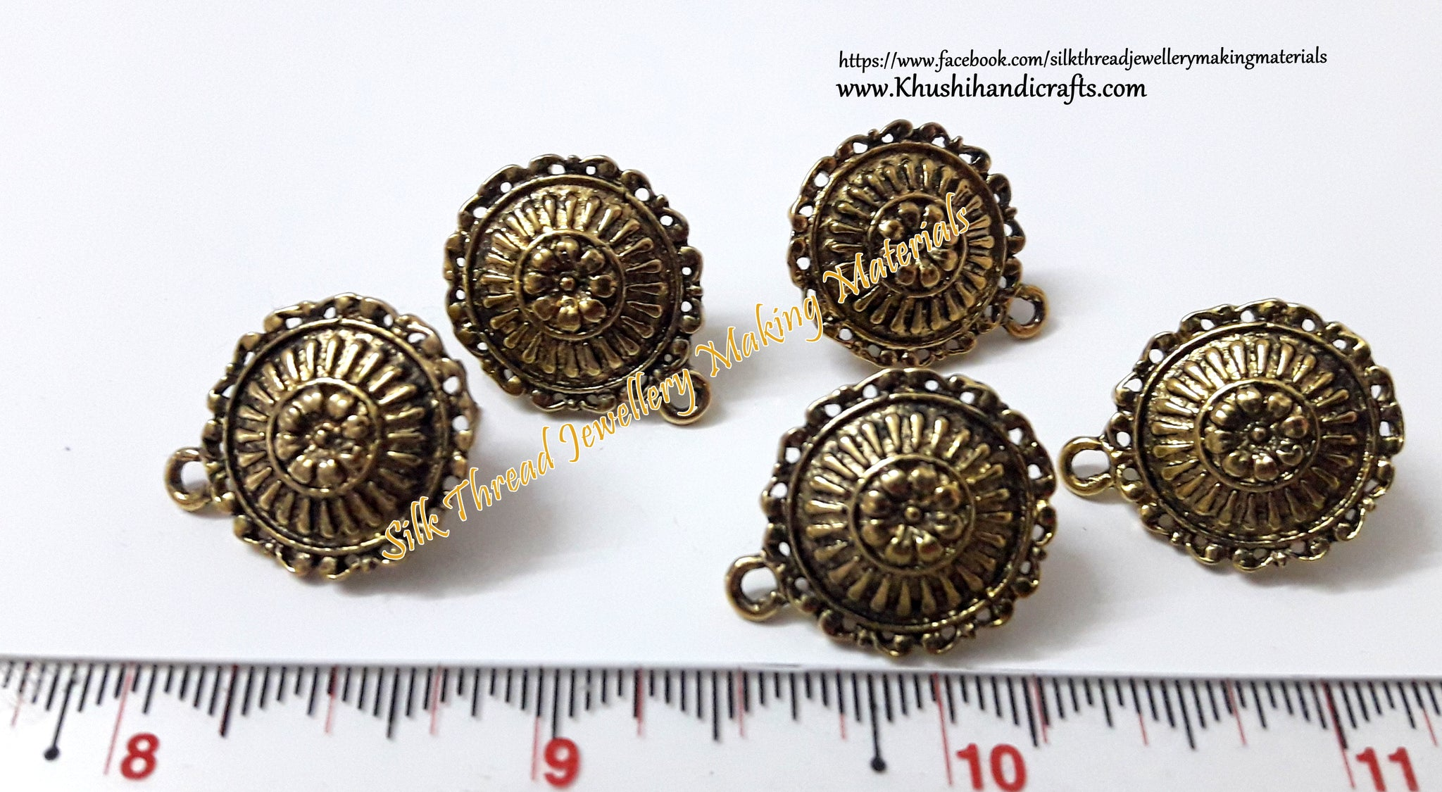 Studs for Jewelry Making