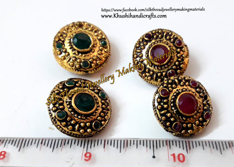 Victorian Beads  20mm*10mm .Sold Per piece! VB2