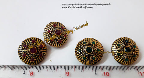 Victorian Beads  20mm*12mm .Sold Per piece! VB3