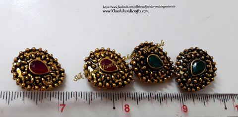 Victorian Beads  21mm*9mm .Sold Per piece! VB5