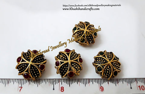 Victorian Beads  17mm*10mm .Sold Per piece! VB6