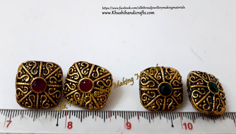 Victorian Beads  20mm*11mm .Sold Per piece! VB7