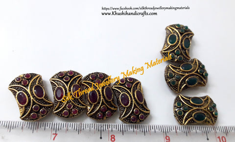 Victorian Beads .Sold Per piece! VB13