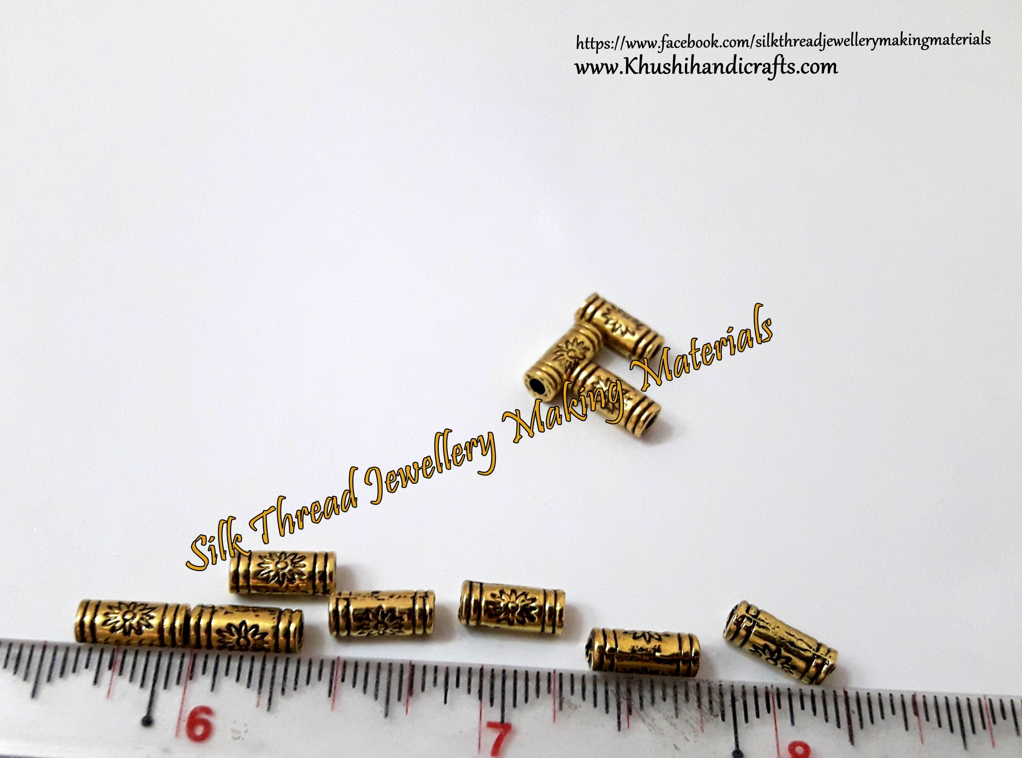 Metal Spacer bead