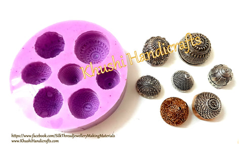 Jhumka Mould Mold Combo KHJC001