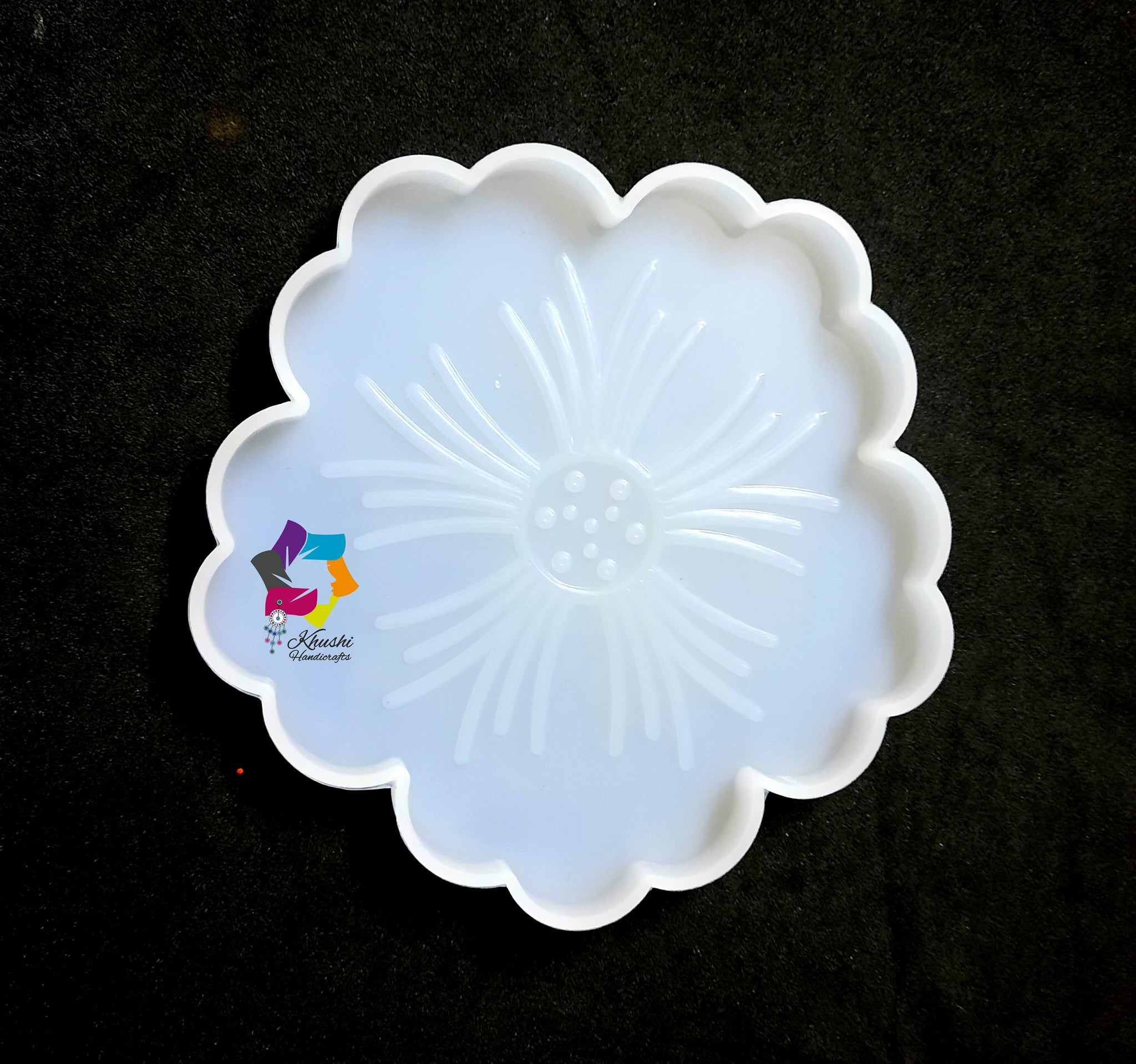 Flower Coaster mold