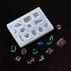 resin earring mold