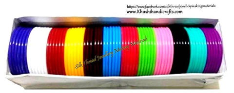 6 cut 3/4mm bangle bases
