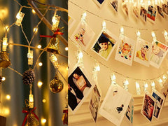 photo holder lights