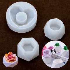 Planter mold for mini plants